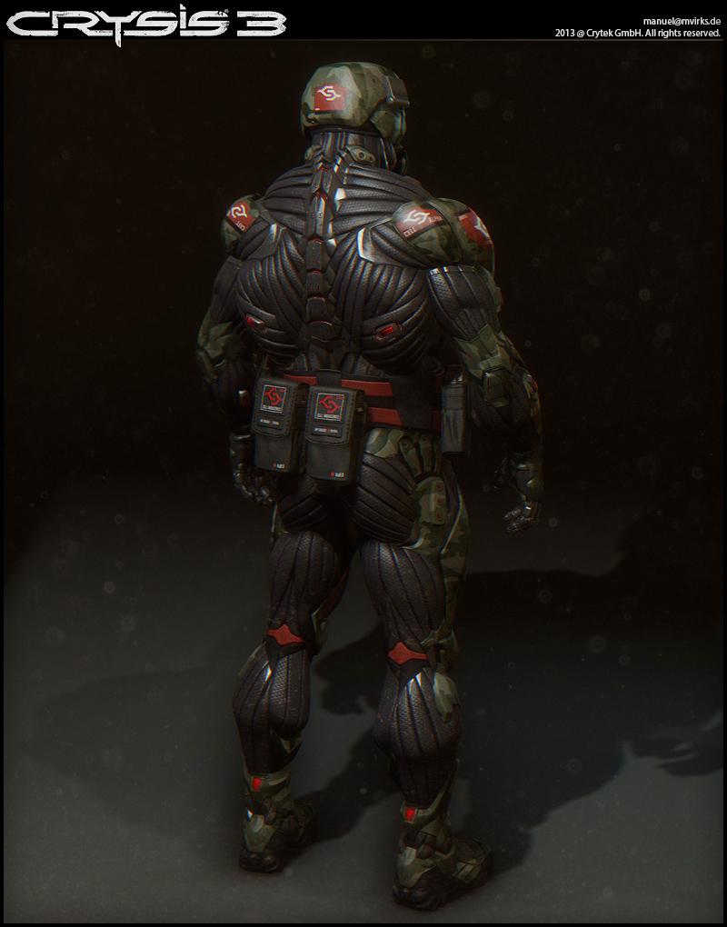 character  u2013 crysis 3  u2013 nanosuit mp  u0026 alien helmet  u2013 manuel
